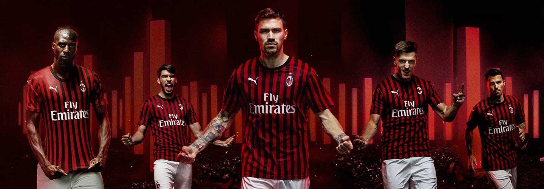 Milan nuova maglia 2019-2020, le motivazioni dietro alle linee ...