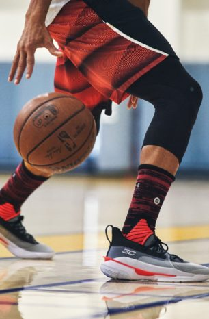 Under Armour lancia le Stephen Curry 7