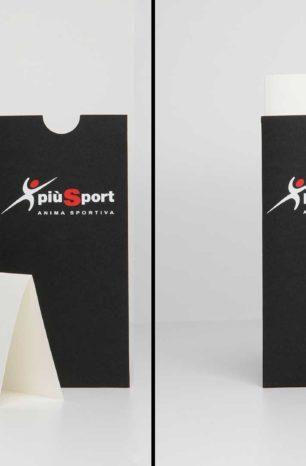 La nuova Gift Card PIU' SPORT – Anima Sportiva!
